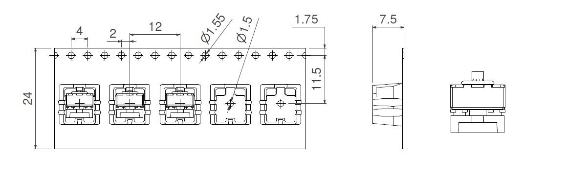 CA6 HSMD T&R WT-6030