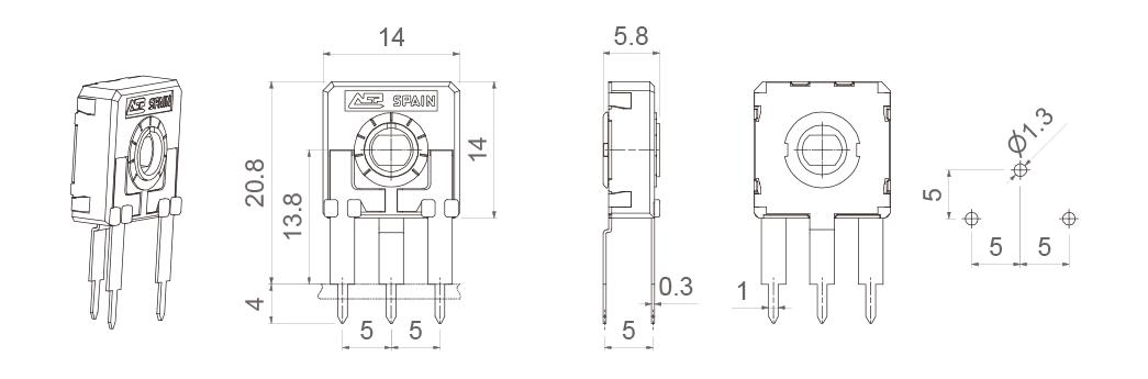 CA14-CE14-MODELS-HL5