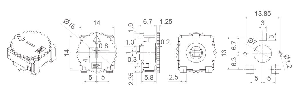 CA14-CE14-MODELS-VSMDCY-WT14003