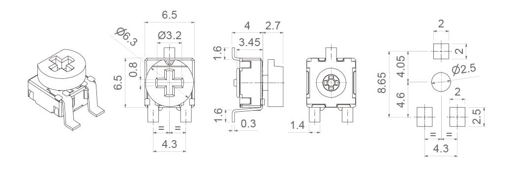 CA6-MODELS-VSMD-WT-6030