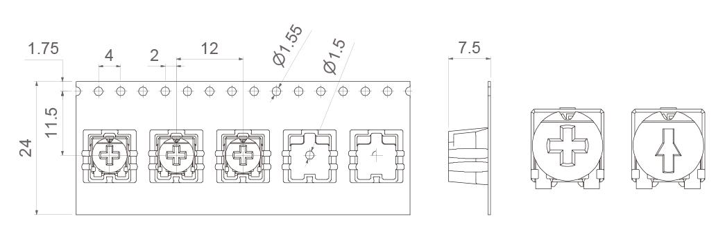 VESMD-T&R…WT-6030 / 6035 / 6037