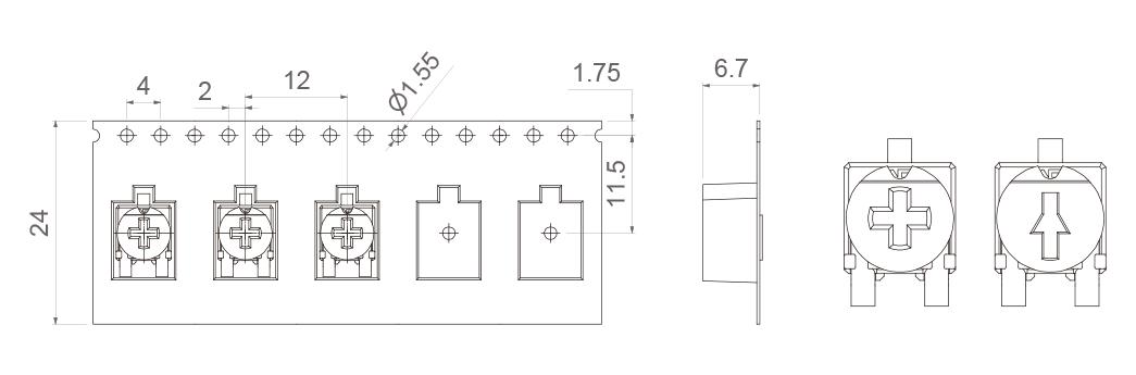VSMD-T&R…WT-6030 / 6035 / 6037