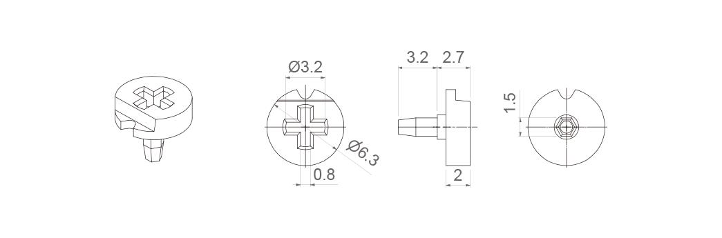 6035 (Designed for M rotor