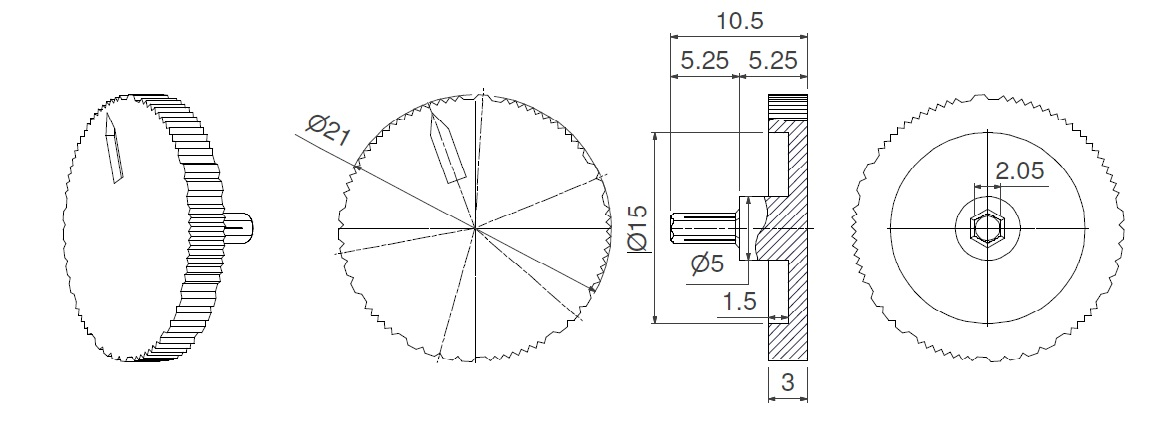 CA9-CE9-SHAFTS-9061