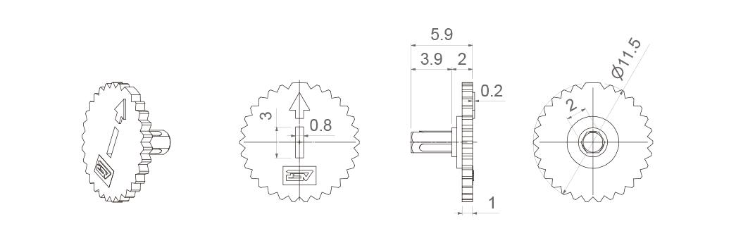 CA9-CE9-THUMBWHEELS-9002