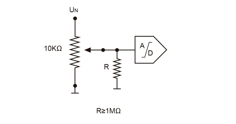 R≥1MΩ Figure 3