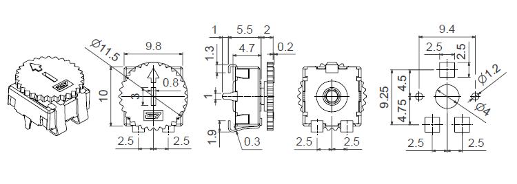 CA9 VSMD CY WT 9002 model