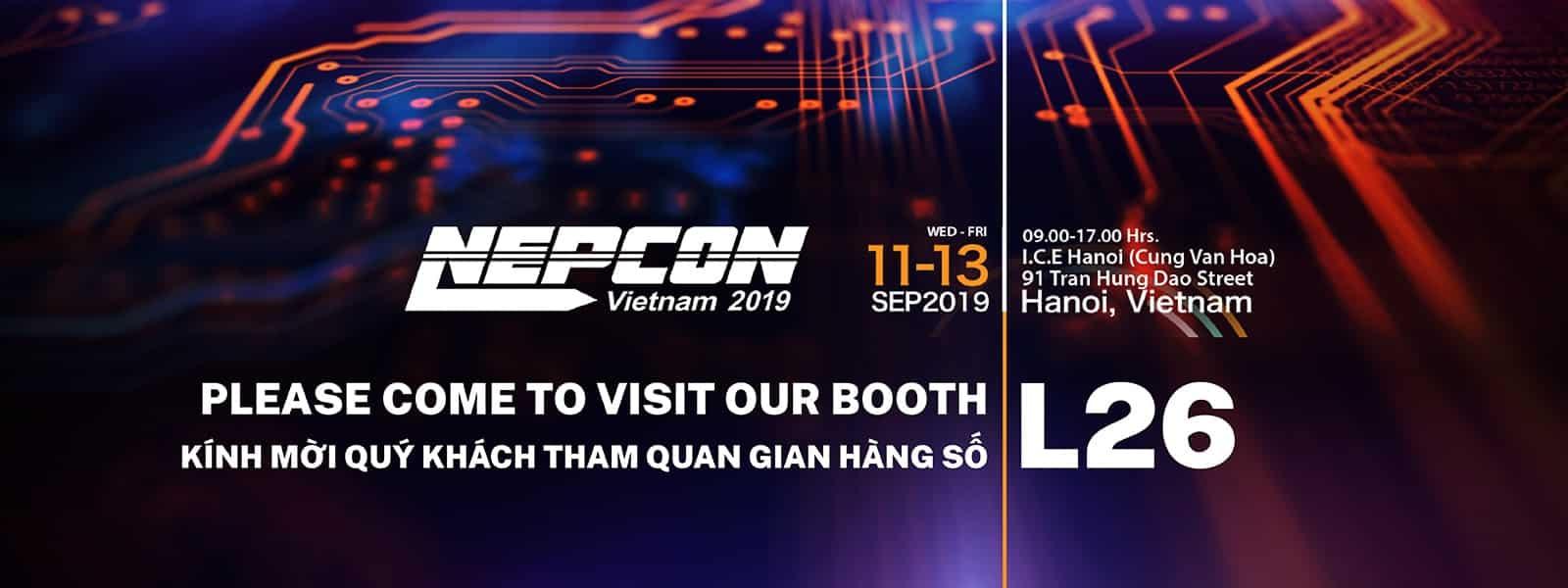 DAF-Nepcon-Vietnam-2019