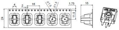 H2,5-T&R... TP25
