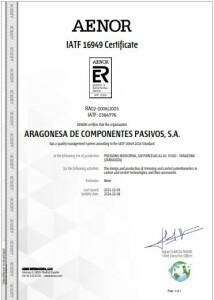 IATF 16949-2016 certificate (English) (09-02-2021)